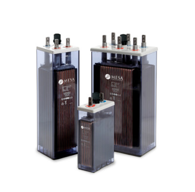 LSe - Lead Selenium Flat Plate Stationary Batteries