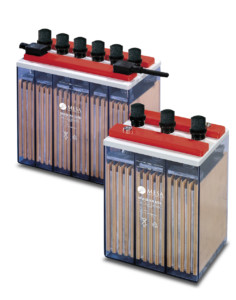 OPzS - Lead Selenium Tubular Plate Flooded Lead-Acid Stationary Batteries